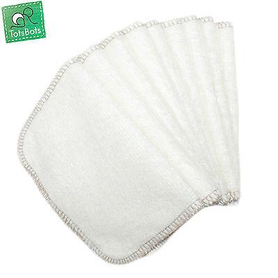 TotsBots BOB Reinigungstücher Feuchttuch Waschlappen, Feuchtes Tuch (10 Stk.)