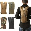 3L Hydration System Water Bag Pouch Backpack