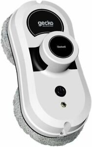 Gladwell, Gecko Robot Window Cleaner, Smart Glass Cleaning Robotic (WHITE)