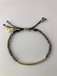 Pyrite-Power-Beads-Gemstone-Bracelet-Protective-Stone-Shield-Negative-Energy