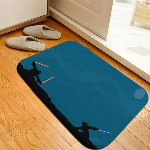 Creative Star Wars Printed Mats Anti-slip Rugs Empire Darth Carpet Kitchen Mats