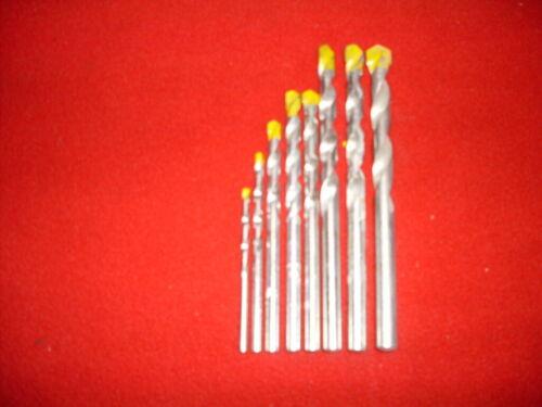 Béton Perceuse Maçonnerie Foret de maçonnerie Carrelage Perceuse Béton 1 Pcs 12,0 mm