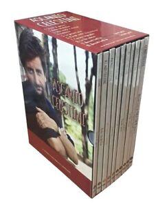 10-Dvd-Box-Cofanetto-LA-COLLANA-ASCANIO-CELESTINI-100-serie-completa-stock-nuov