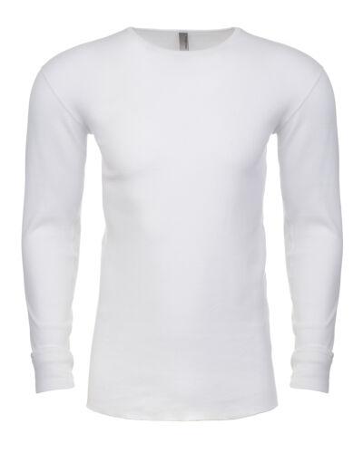 N8201 Next Level Thermal Premium Long Sleeve Authentic T-Shirt Basic Plain Tee