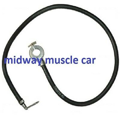 spring ring positive battery cable 68 69 70  V8 Olds Cutlass 442 F85