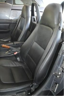 1996 2002 Bmw Z3 Replacement Leather Seat Covers Black Ebay