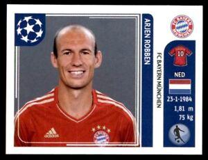 Panini-Champions-League-2011-2012-Arjen-Robben-FC-Bayern-Munchen-No-18