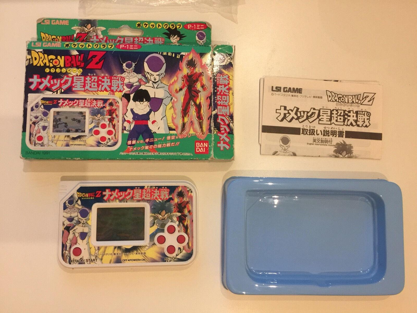 DRAGON BALL Z LSI Game Battle Namekku Star handheld Rare