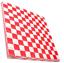 miniature 1 - [300 Pack] Retro Deli Sandwich Liner 15x15 Wax Patty Paper Sheets by Avant Grub