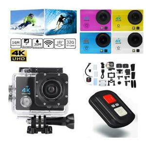 SJ9000-Action-Cam-2-039-039-4K-WiFi-Digital-Sport-Kamera-DV-DVR-Wasserdicht-16MP-1080P