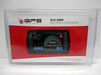 Gps Insight Eld-2000 Electronic Logging Real Time Fleet Tracking Device Tablet