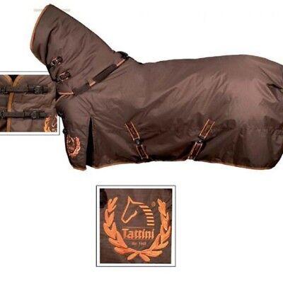 Sottocoperta piumino da box per cavallo imbottitura da gr 200 sub rug