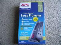 Brand Apc Power Saving Surge Protector 7 Outlets