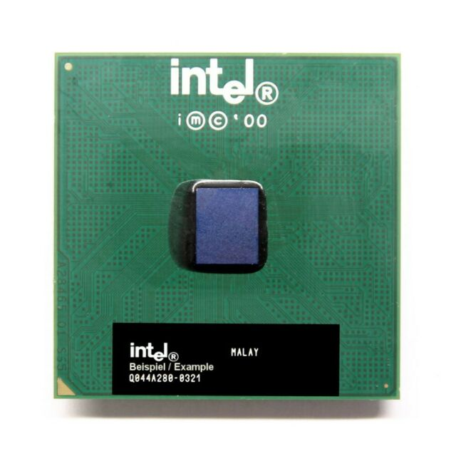 Intel Pentium III SL4ME 933MHz/256KB/133MHz Socket/Socket 370 Pc-Cpu Processor