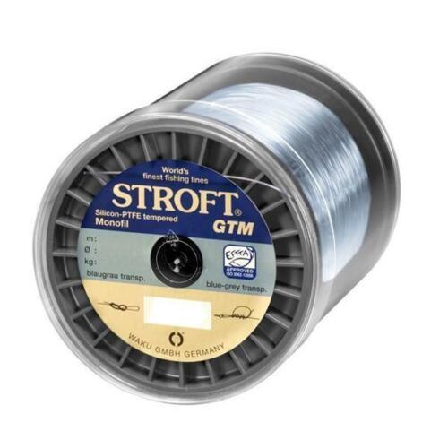 60mm Carp Stroft Gtm Monofilament Fishing Line 50//100//200//500m 0,10-0