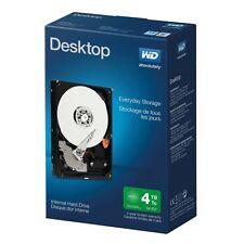WD Blue 4 TB Interne Festplatte 8,89 cm 3,5 Zoll 5400 U/min SATA 6 Gb/s