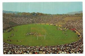 Vintage-Connecticut-Chrome-Postcard-New-Haven-Yale-Bowl-Aerial-View