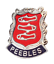 Peebles Town Crest Small Pin Badge