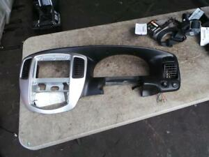 MAZDA-TRIBUTE-DASH-CLUSTER-TRIM-amp-CENTRE-amp-RIGHT-AIR-CON-VENTS-06-06-03-08