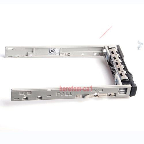 "2.5/"" SAS SATA Hard Drive Tray Caddy 8FKXC For Dell T430 T630 R330 NTPP3 0NTPP3"