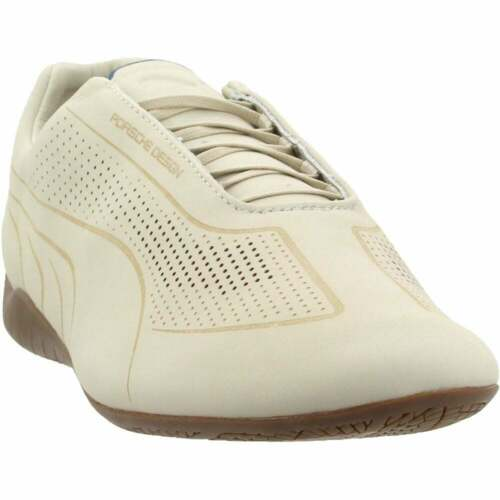 Puma Porsche Design Speedcat Lux Sneakers Casual   Sneakers Off White Mens