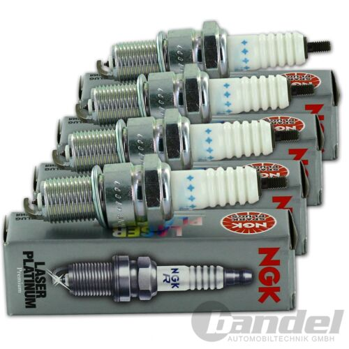 4x NGK lpg5 Bougie d/'allumage pour GPL//GNC gasbetrieb Laserline Honda 4 cylindre.