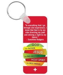 NEW-double-sided-God-The-Father-Keychain