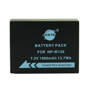 DSTE-NP-W126-Battery-for-Fuji-FinePix-HS30EXR-HS33EXR-X-Pro1-X-M1-X-T1-X-T10