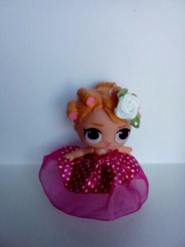 LOL poupées accessoires pour LOL poupées robe et nœud poupée NON INCLUSE