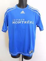 NEW MLS Montreal Impact Mens Adult Sizes S-M-L-XL-2XL Climalite Adidas Jersey