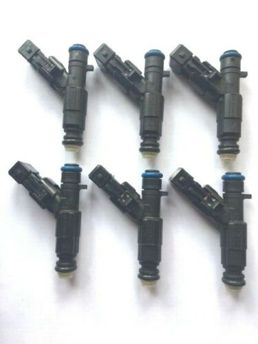 NEW X 6 fits 0280150455 Porsche 911 Boxster Bosch Upgrade Fuel Injector Set