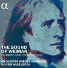The Sound of Weimar: Schubert-Liszt Transcriptions (CD, Oct-2015, Alpha (Record Label))