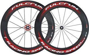 Kit Stickers Wheels Fulcrum Racing Speed Xlr 80 Sticker Fulcrum Racing Speed Xlr Ebay