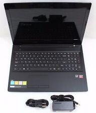 Lenovo G50 15.6-Inch Laptop AMD A8 2.0GHz AMD Radeon Graphics 6 GB RAM 500 GB HD