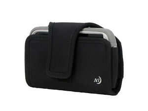 Nite-Ize-Fits-All-XL-Holster-for-iPhone-Smartphone-iPod-Horizontal-XL-Black