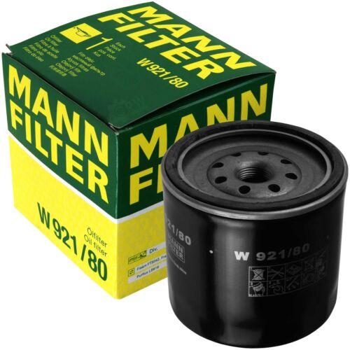 Original Homme Filtre à huile W 921//80