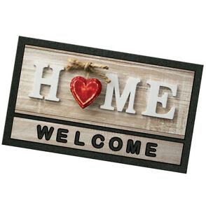 Zerbino-gomma-40x70-antiscivolo-welcome-tappeto-asciugapassi-casa-shabby-chic