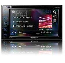 "PIONEER AVH-190DVD DOUBLE-DIN 6.2"" LCD CD/DVD/MP3/USB CAR PLAYER STEREO RECEIVER"