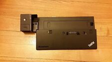 Original ThinkPad Pro Dock 40A10090US With 90w AC Adapter Factory USA