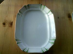 Thomas-Hughes-amp-Son-Longport-Art-Deco-Large-Meat-Serving-Platter-1930s-Vintage