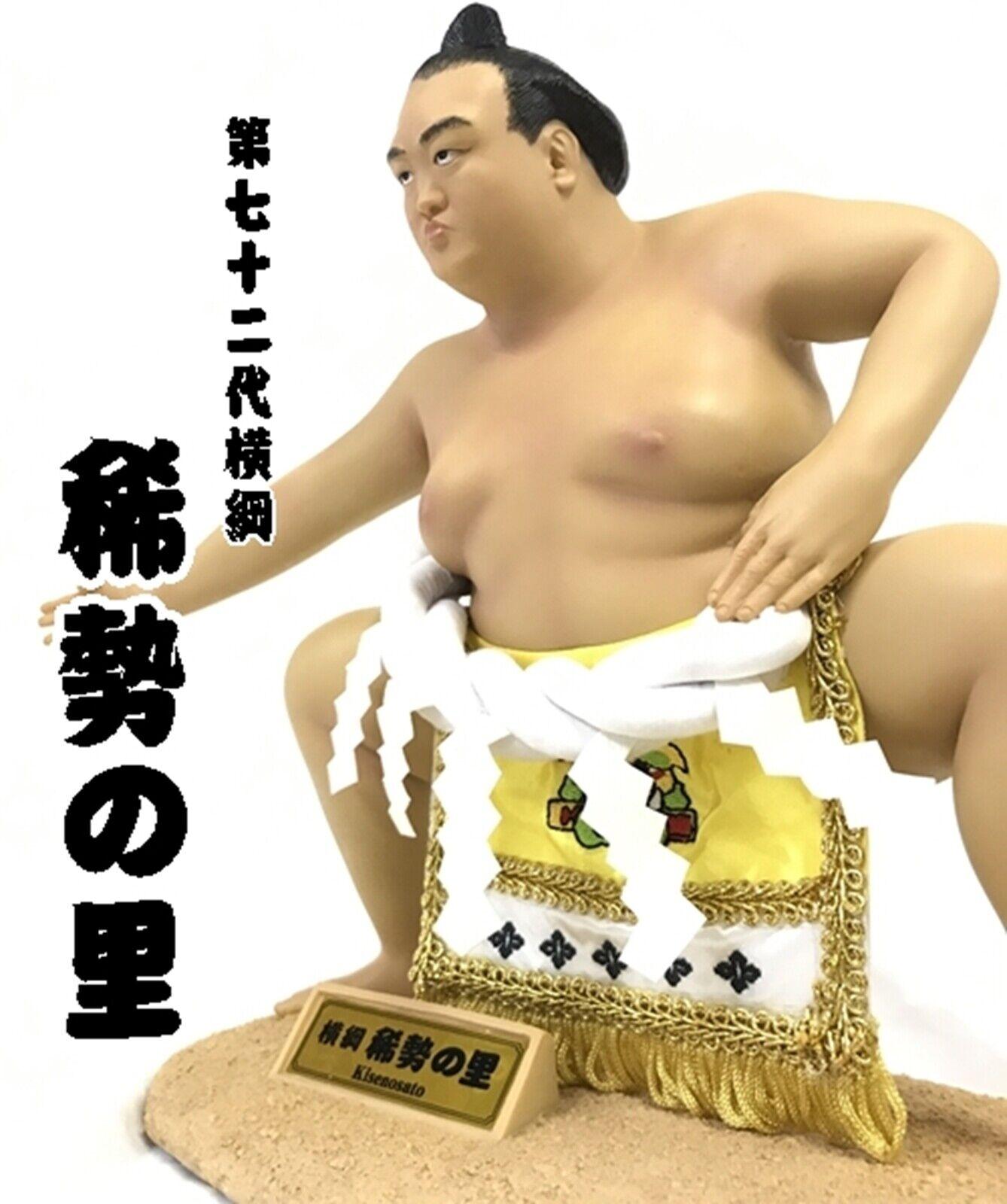 Sumo Wrestler Yokozuna cifra Kisenosato Champion Rikishi cifra Japan nuovo