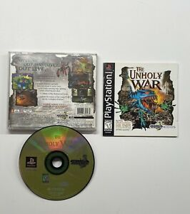 Unholy-War-Sony-PlayStation-1-1998-TESTED-WORKING-PS1