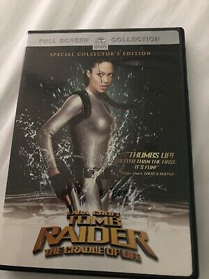 Lara Croft Tomb Raider The Cradle Of Life Dvd 2003 Full Frame 97360568943 Ebay