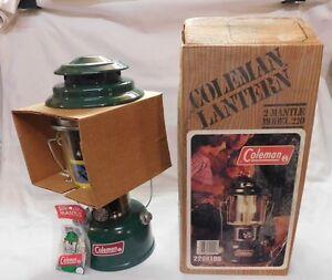 Coleman Lantern Model 220k manual