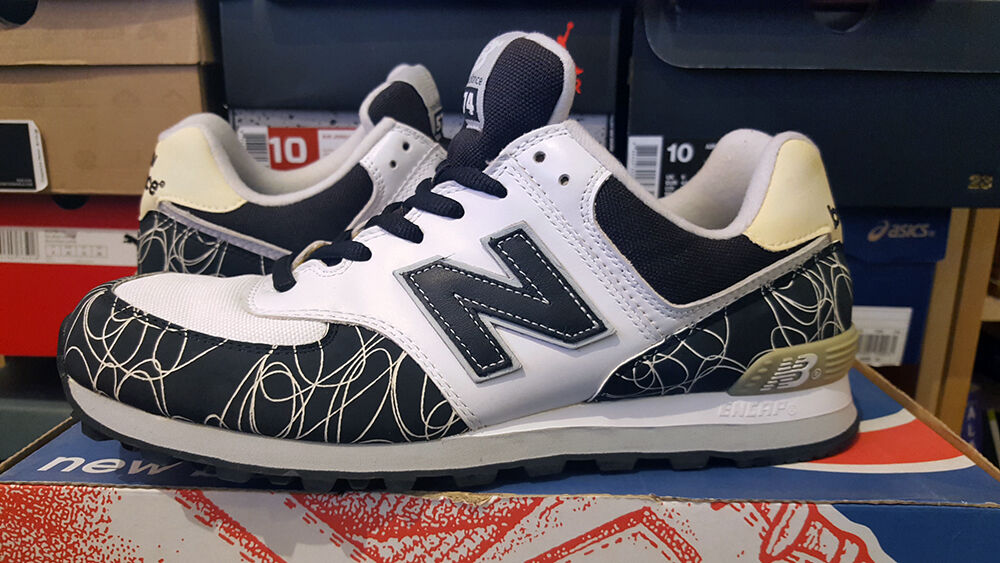 New Balance 574 Haze collaboration, rare, DS, 11us, japan