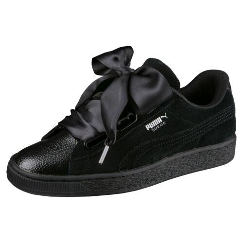 Bubble Heart Nosotros Ref 4 Mujer 37 Eur Sneakers Reino 6 4939 Unido 5 Suede Puma F8xpEE