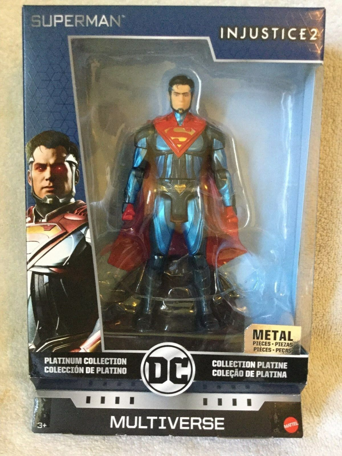 Dc multiversum 2018 exklusive superman.