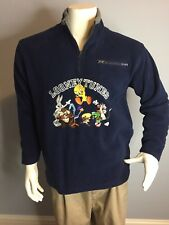 Live Oak Youth 1/4 Zip Frosted Fleece Pullover Small NAVY | eBay