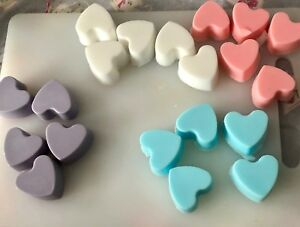 Decorative Soaps For Bathroom.Details About 5 Pcs Heart Shaped Decorative Handmade Soaps Party Favors Bathroom Decorations