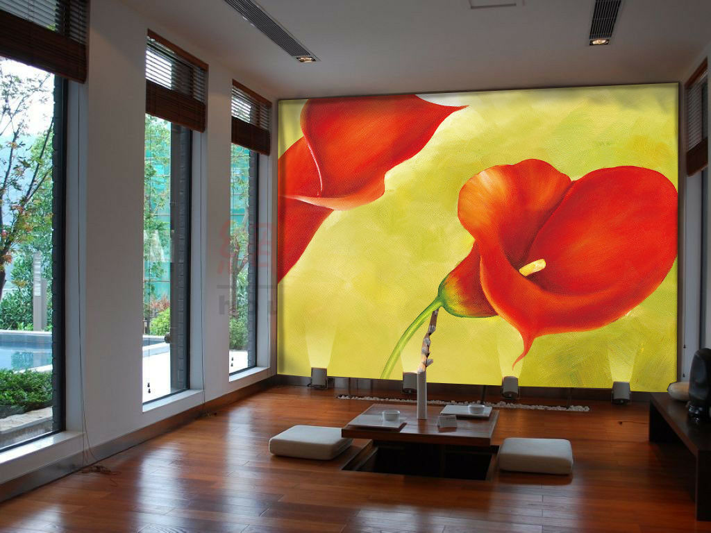3D Exquisite Flowers 9 Wall Paper Murals Wall Print Wall Wallpaper Mural AU Kyra